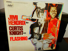 Jimi Hendrix-Flashing on Rainbow Capitol In Shrink Wrap Near Mint Excellent Copy
