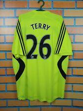 Terry Chelsea Jersey 2007 2008 Away L Shirt Adidas Football Soccer