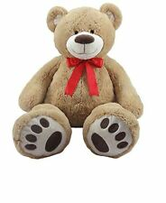 Giant Teddy Bear Huge Life Size Plush Stuffed Toy Valentines Anniversary Gift