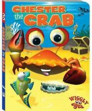 Wiggly Eyes: Chester Crab (Board book) Highly Rated eBay Seller Great Prices