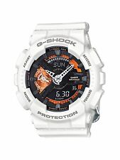 Casio G Shock * GMAS110CW-7A2 S Series White & Copper Women COD PayPal MOM17