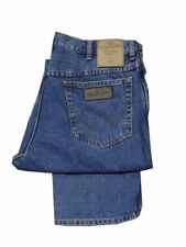 Wrangler Cotton Mid Rise Jeans for Men