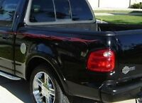 FORD F-150 F-SERIES  HARLEY DAVIDSON STYLE FLAME STRIPE STICKER DECALS FLAMES.