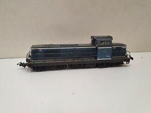 Piko locomotive diesel bb 66085 66000  en HO