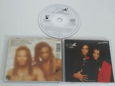 MILLI VANILLI/ALL OR NOTHING(HANSA 259 458) CD ALBUM