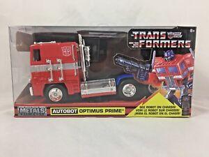 Metals Die Cast - 1/32 - Transformers - Autobot G1 - Optimus Prime - #24078