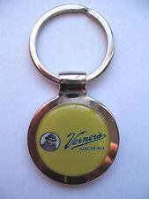 Vernor's Soda Key Chain, Vernor's Ginger Ale Logo Keychain, Vernor's Key Chain