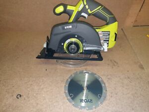 Ryobi   circular saw p505 one + 18v  tool only