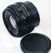 PENTAX K~PK Mount Mirrorless Sears 50mm f:2.0 All Purpose Lens CLEAN XLNT Cond!