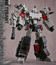Transformers Iron Factory IF EX-36 The TYRANT Megatron Robots Kids Toys New