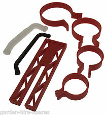 Piston Ring Clamp Inserting Tool For Chainsaw Lawnmower Trimmer