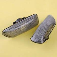 Pair Fender Side Marker Light Turn Signal no Bulb fit for VOLVO S60 V70 S80 XC90