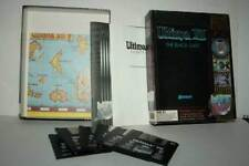 ULTIMA VII THE BLACK GATE GIOCO USATO PC IBM FLOPPY ED ITA BIG BOX ML3 54599