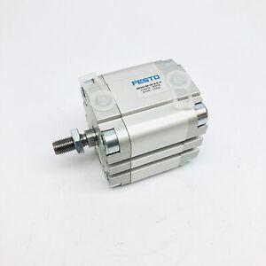 FESTO ADVU-40-20-A-P-A- 156629 COMPACT AIR CYLINDER MNOB PMAX .10BAR