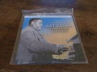 ART TATUM - CD collector 26T / 26 track promo CD !!! PIANO STARTS HERE + LIVE !!