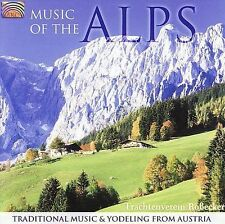 Music of the Alps, New Music