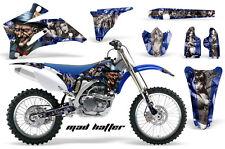 AMR RACING OFF ROAD MOTORCYCLE MX GRAPHIC KIT YAMAHA YZ 250/450 F 06-09 MTUSS