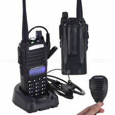 1PCS Baofeng UV-82 Walkie Talkie Dual Band VHF/UHF Two Way Radio With Microphone