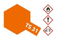Tamiya Acryl Sprühfarbe TS-31 Leuchtorange glänzend 100ml - 85031