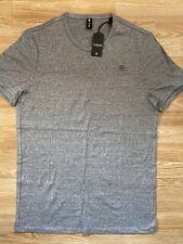 G Star New Mens Slim Fit Grey XXL T Shirt RRP £25