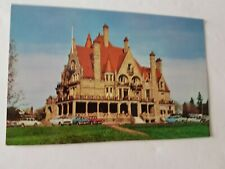 Craigdarroch Castle British Columbia Canada Postcard Vintage Unposted