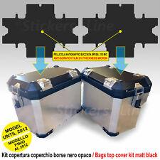 Kit adesivi valigie BMW R1200GS COPERCHIO SUPERIORE borse ADV bags stickers 2012