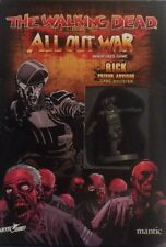 The Walking Dead All Out War - Rick, Prison Advisor Boosters - EXPANSION - Manti