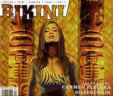CARMEN ELECTRA (prince protégé) * Bikini Magazine, Avril 1997 * + Prince CD FREE