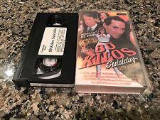 80 Kilos Suicidas Rare VHS! Spanish Mexi Action! Rodolfo De Anda