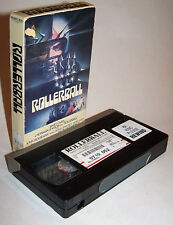 Rare! Vintage 1981 ROLLERBALL Magnetic Video VHS Video Cassette - James Caan