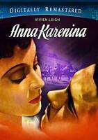 Anna Karenina DVD - Remastered NTSC Format - Vivian Leigh