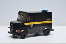 LEGO SWAT Truck Batman Gotham Cop Black Police Speed Champions City Custom
