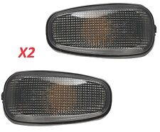 Holden VY VZ NEW!! Side Indicator Set X2 Pair Smoked / Tinted SS HSV Quality