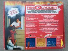Res-Q-Ladder second floor 15' fire emergency escape ladder ResQLadder