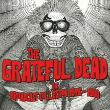 GRATEFUL DEAD - THE BROADCAST COLLECTION 1976-1980  12 CD NEW+