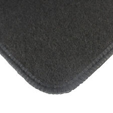 Classic Non Tailored Universal Black Floor Mats Genuine Interior Car Set