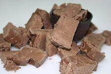 Chocolate Fudge, coffee, dark chocolate, White Chocolate, orange, maple, almond