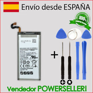 Bateria para Samsung Galaxy S8 / G950F + kit herramientas / tools