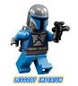 LEGO Minifigure Star Wars - Mandalorian Trooper - sw296 FREE POST