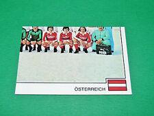 PANINI FOOTBALL EURO FOOTBALL 79 1978-1979 N°205 SSW INNSBRÜCK PART 4 ÖSTERREICH