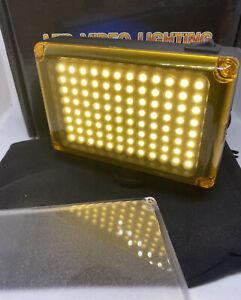 96 LED Phone Video Light Photo Lighting on Camera Hot Shoe Photography LED Lamp