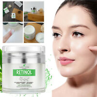 1.7oz Swan Star 2.5% RETINOL Facial Cream Moisturizer Anti Aging Wrinkle Acne