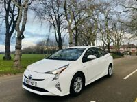 2017 Toyota Prius 1.8 VVT-h Hybrid Automatic Business Edition CVT (s/s) White