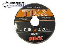 MONOFILO BULOX T10X 100mt 0,16mm 2,20kg - FIL56