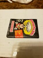 Garbage Pail Kids card pack - Series 5 Unopened - Topps - Bubble Gum - Rare GPK