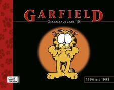 Garfield Gesamtausgabe 10 von Jim Davis (2009, Gebundene Ausgabe)