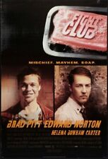 Fight Club Movie Mini poster 11inx17in (28cm x43cm)