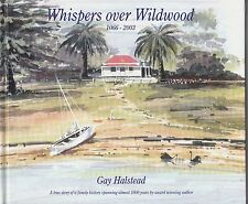 Whispers Over Wildwood by Gay Halstead (HB, 2003) #KAB