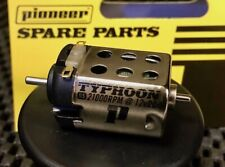 PIONEER SLOT CAR 1:32 SCALE UPGRADE 21K SS TYPHOON MOTOR 21000 RPM AT 12vDC