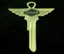 "JAGUAR WINGS GOLD CREST Key Blank ""FNR"" 1946-1957 62DK XK140 Mark VII 3.4 DType"